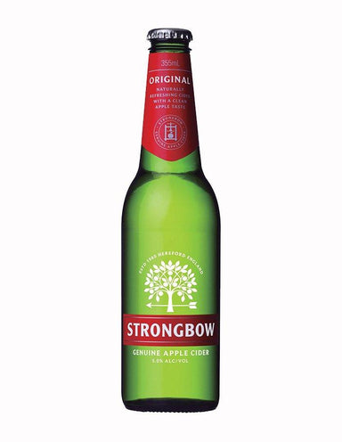 Strongbow Classic (6 Pack) - Kent Street Cellars