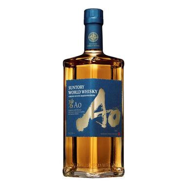 Suntory World Whisky AO 700ml - Kent Street Cellars