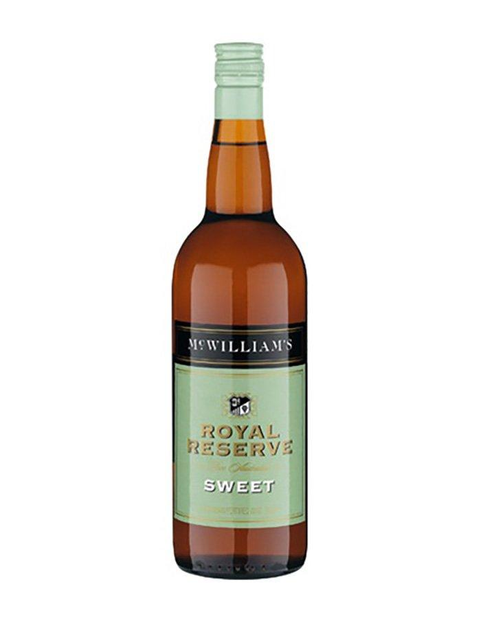 McWilliams Royal Reserve Sweet Sherry - Kent Street Cellars