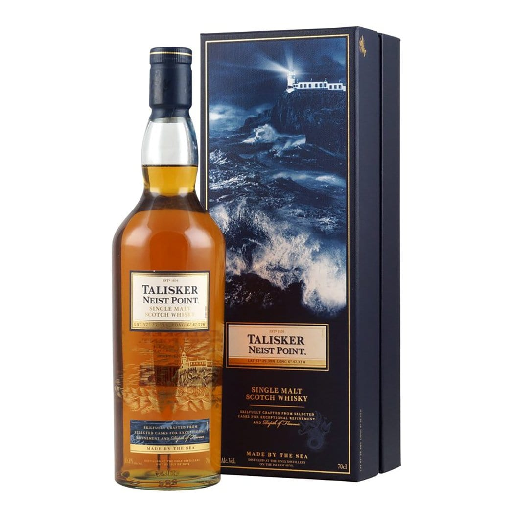 Talisker Neist Point Single Malt Scotch Whisky