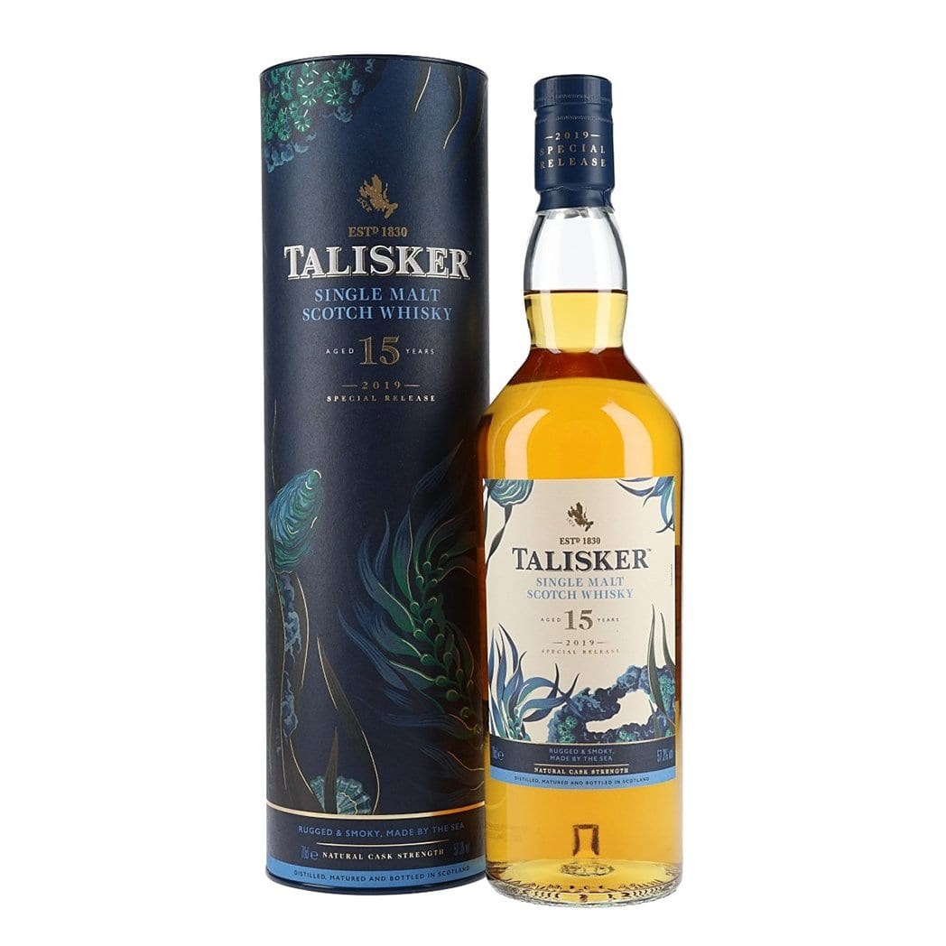 Talisker 15 Year Old Scotch Whisky Special Release 2019