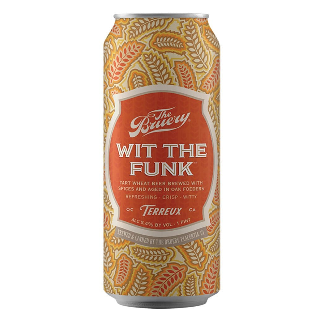 The Bruery Wit the Funk - Kent Street Cellars