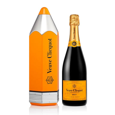 Veuve Clicquot Brut NV Pencil Tin - Kent Street Cellars