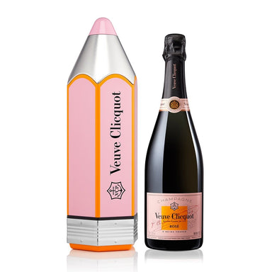 Veuve Clicquot Rose NV Pencil Tin - Kent Street Cellars