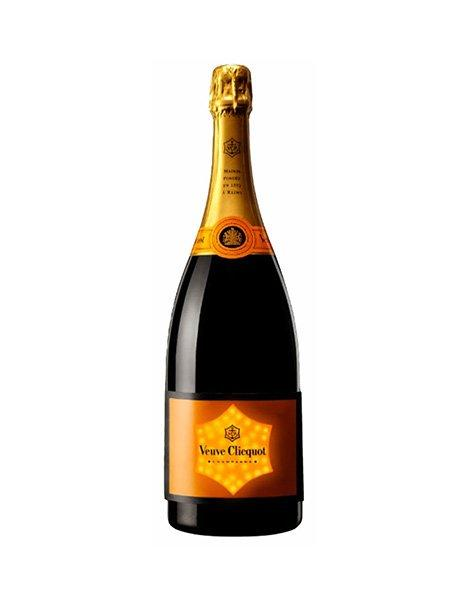 Veuve Clicquot Yellow Label Luminous 1.5L - Kent Street Cellars