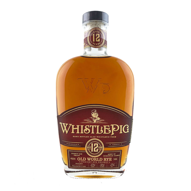 WhistlePig 12 Year Old Straight Rye Whiskey 750ml - Kent Street Cellars