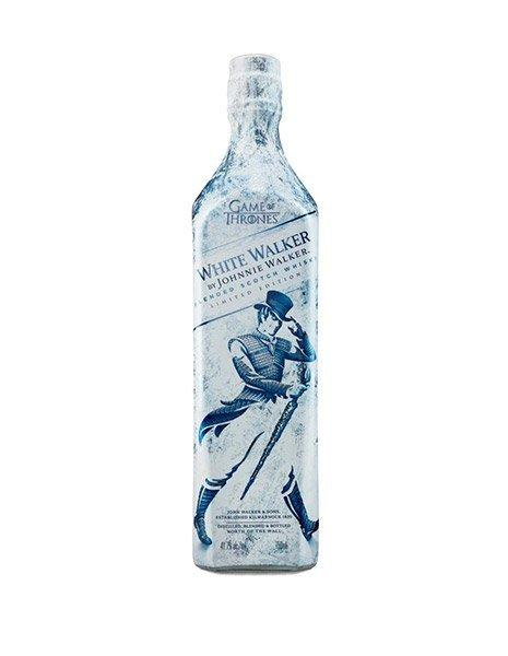 Johnnie Walker White Walker Limited Edition Scotch Whisky - Kent Street Cellars