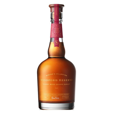 Woodford Reserve Master's Collection Cherry Wood Smoked Barley Bourbon Whiskey 700ml - Kent Street cellars
