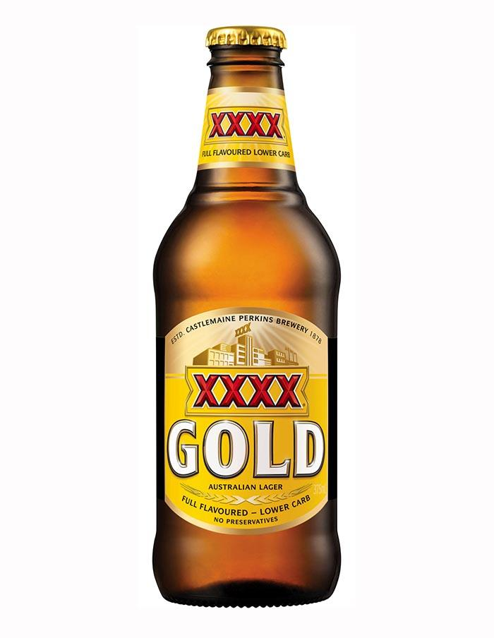 XXXX Gold (6 Pack) - Kent Street Cellars