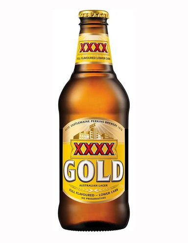 XXXX Gold (Case) - Kent Street Cellars