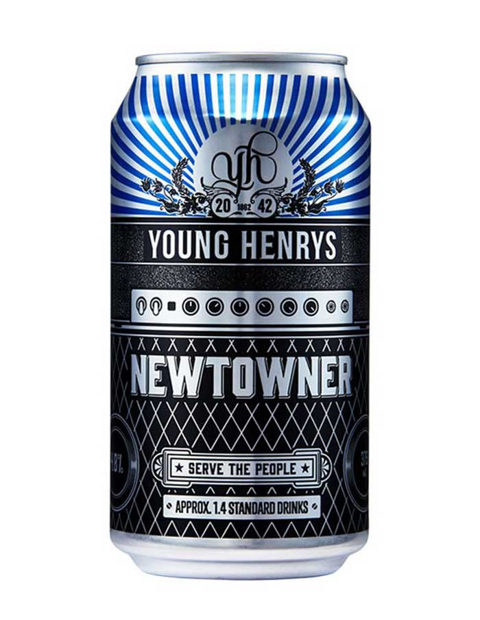 Young Henry Newtowner Cans (Case) - Kent Street Cellars