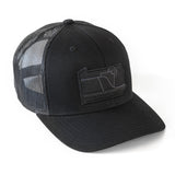 The Carbon: Symbol of Pennsylvania Hat | Snapback Trucker Patch Hat