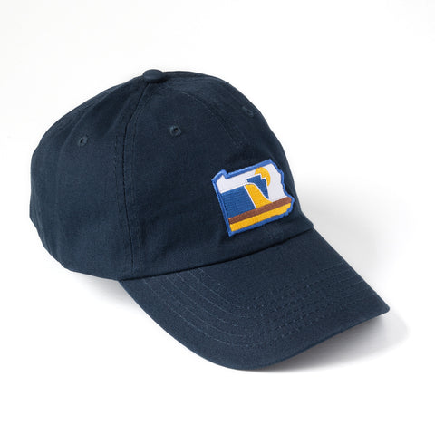 Pennsylvania Hat Patch Dauphin