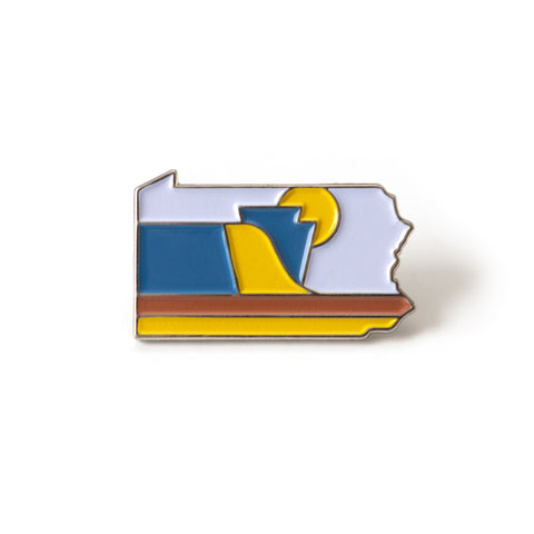 "RepresentPA ""Symbol of Pennsylvania"" Pin"