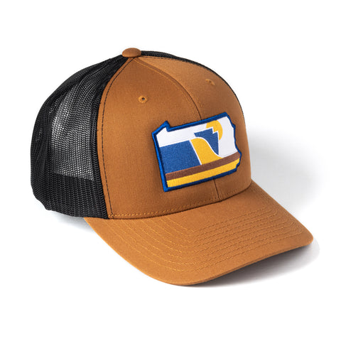 Pennsylvania Hat Patch Appalachian