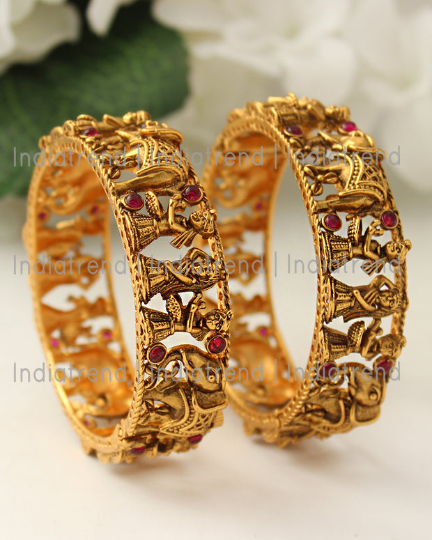 Revti Bangle Set