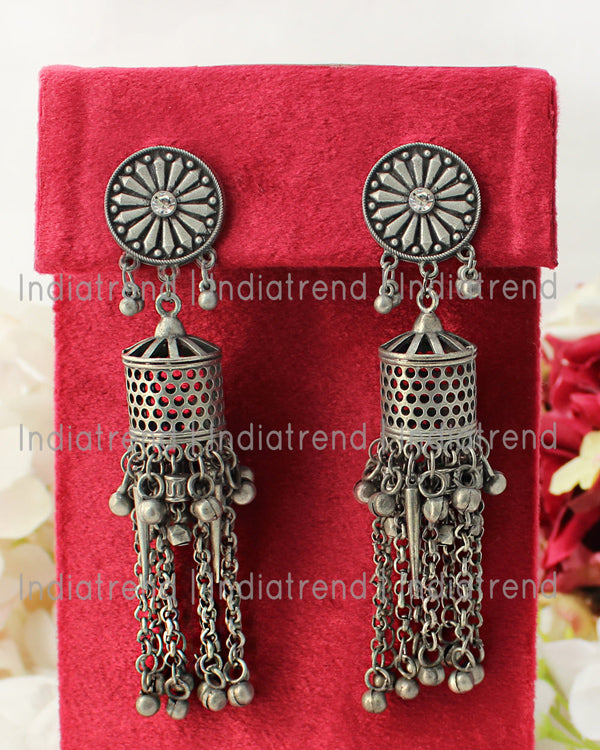 Mnasvi Earrings