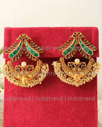 Aabha Earrings