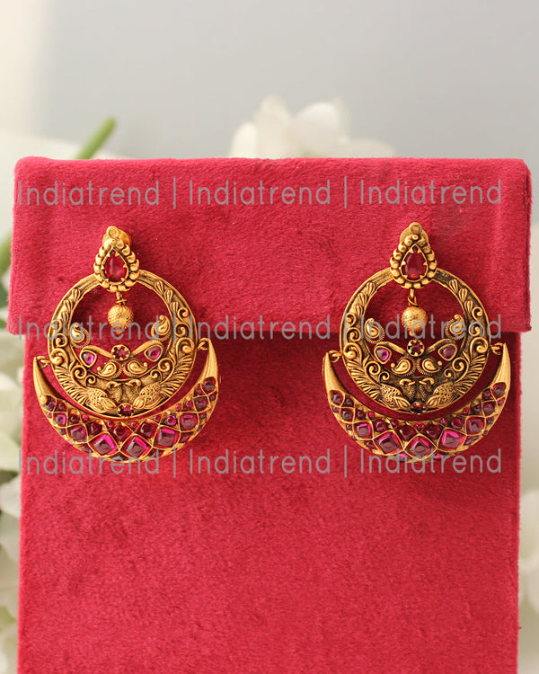 Bhavya Earrings