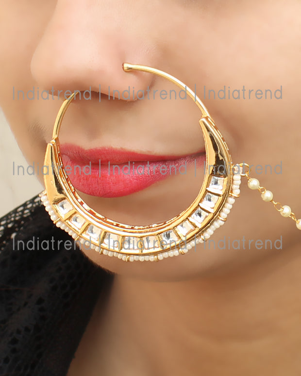 Anshika Nose Ring