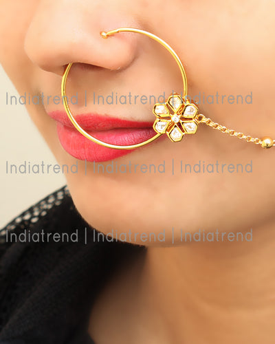Chhavi Nose Ring