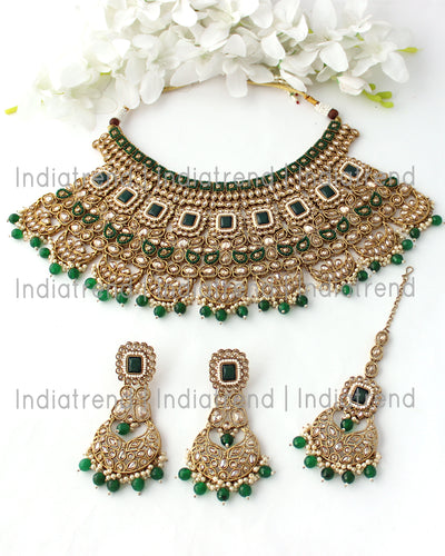 Sameera Necklace Set