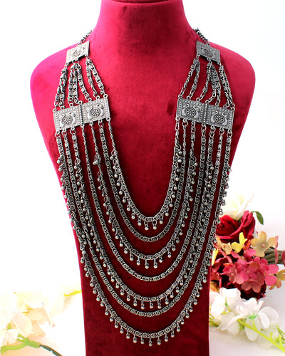 Mohini Layered Necklace