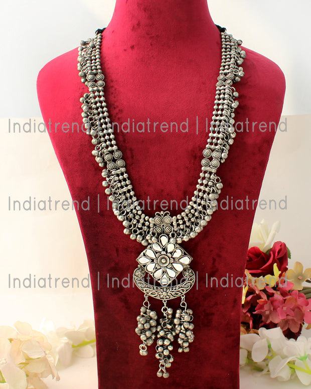 Poorvi Long Necklace