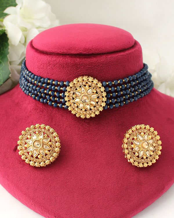 Kaynat Necklace Set