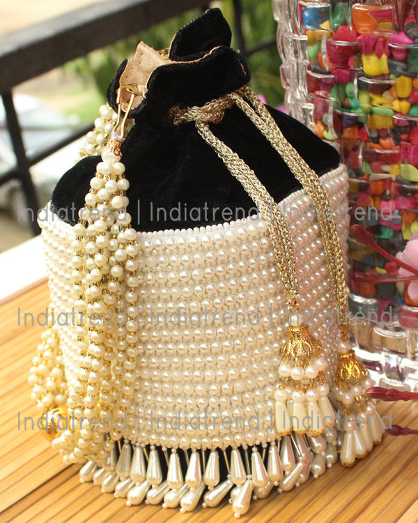 Minal Bucket Potli Bag