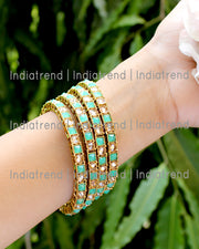 Mahira Bangle Set