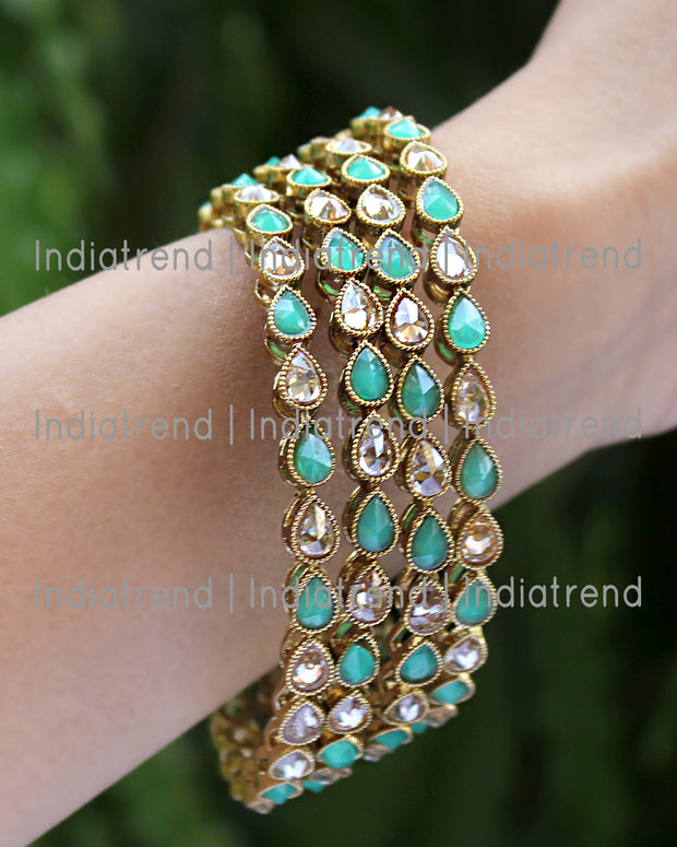 Shairy Bangle Set
