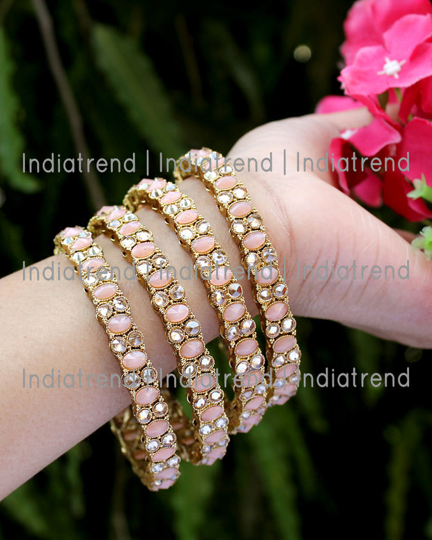 Zara Bangle Set