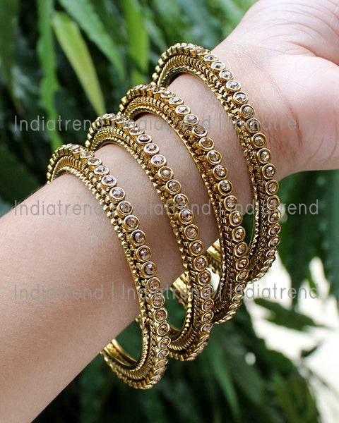 Zareen Bangle Set