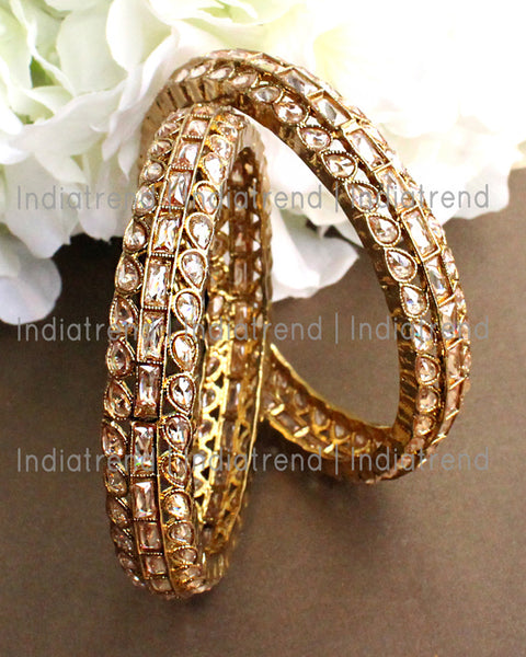 Jaanvi Bangle Set