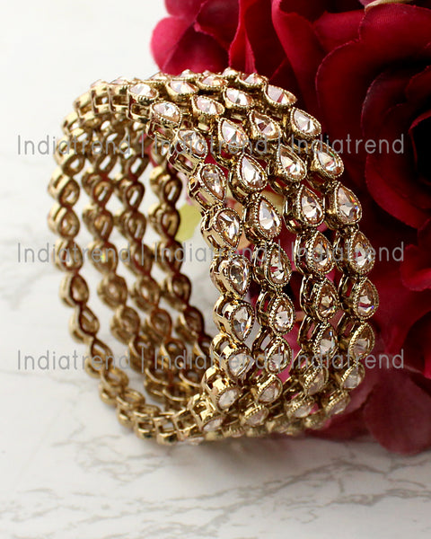 Krutika Bangle Set