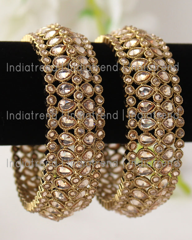 Chetna Bangle Set