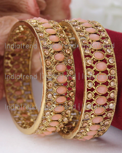 Pakhi Bangle Set
