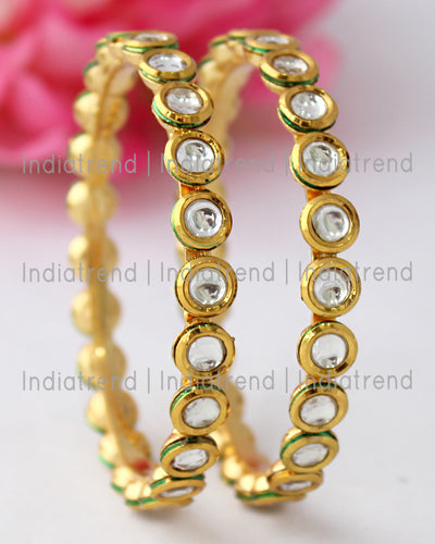 Rushali Bangle Set
