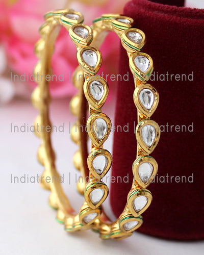 Kumud Bangle Set