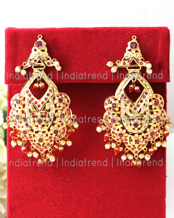 Shazia Earrings