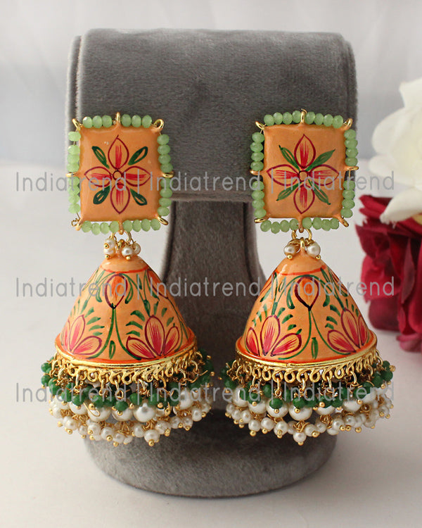 Saloni Earrings