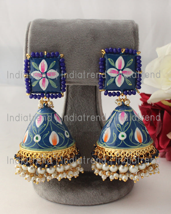 Tushari Earrings