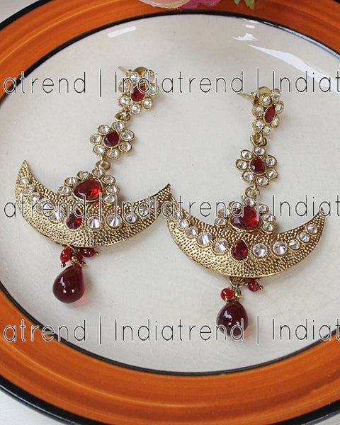 Hitaishi Chand Earrings
