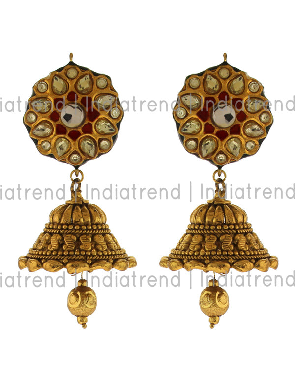 Minnal Earrings