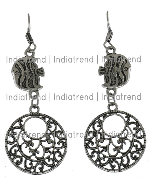 Raima Earrings