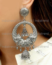 Urvashi Jhumki Earrings