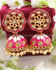 Nirali Jhumki Earrings