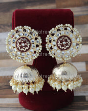 Mehar Jhumki Earrings