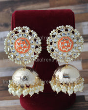 Rubina Jhumki Earrings